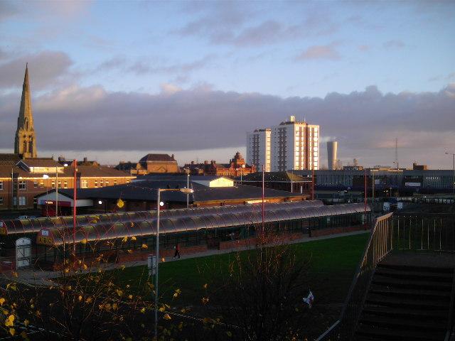 Jarrow Centre