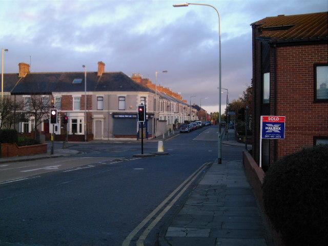 Park Road/Albert Road Junction
