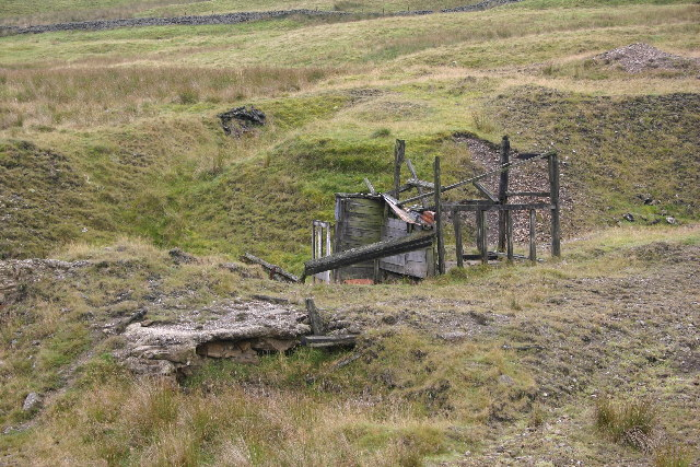 Middlehope Old Mine
