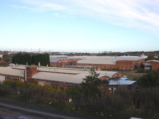 Rugby - Alstom Works