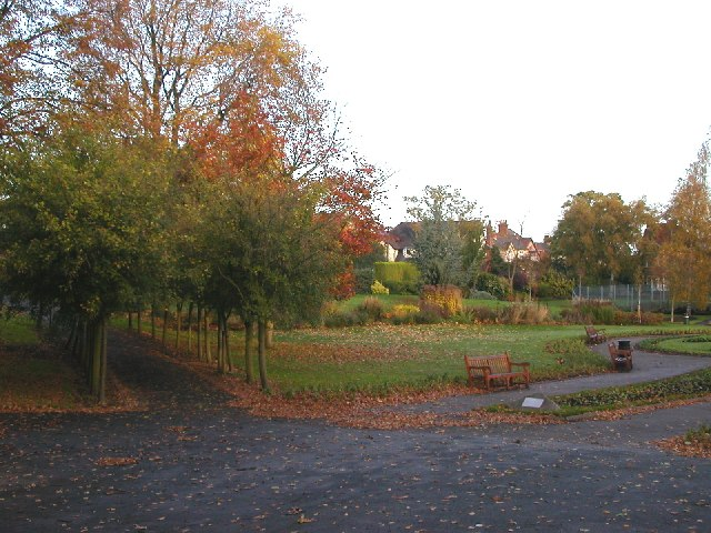 Rugby - Caldecott Park