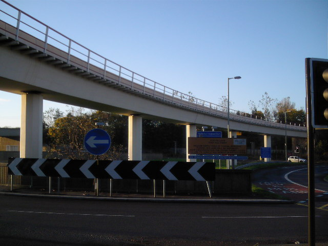 Tyne Tunnel Approach Roundabout