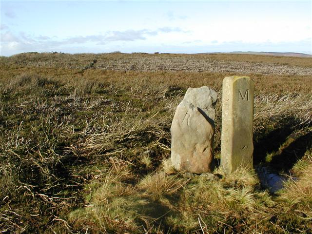 Faber's Stone and Boundary Stone
