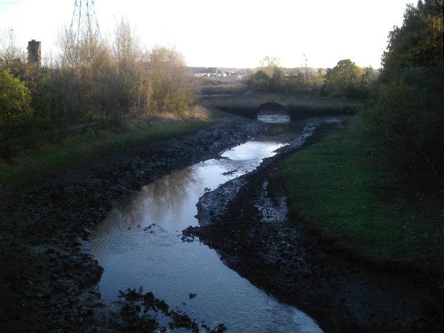 River Don (Near Monastery)