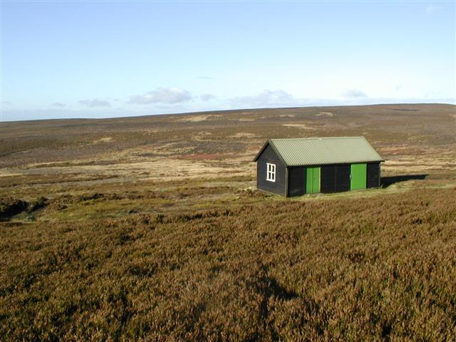 Shooting Hut, Stoney Moor