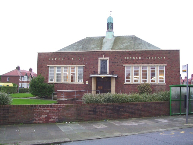 Hawes Side Branch Library