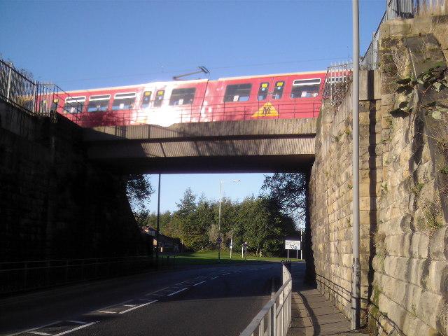 West Park Metro Bridge