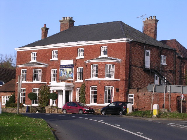 Hundred House Hotel, Great Witley
