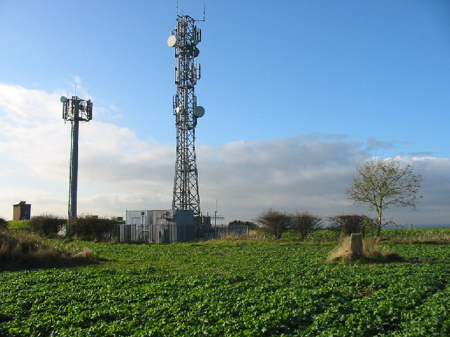 Triangulation Point, Arras Hill, East Yorkshire