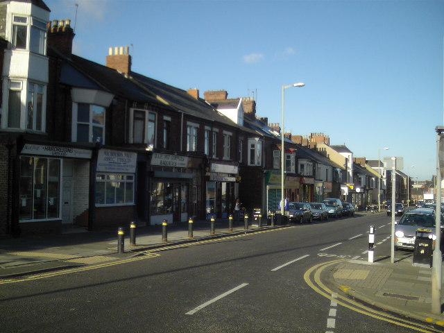 Westoe Road