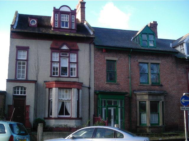 Terraced Housing, Westoe Road