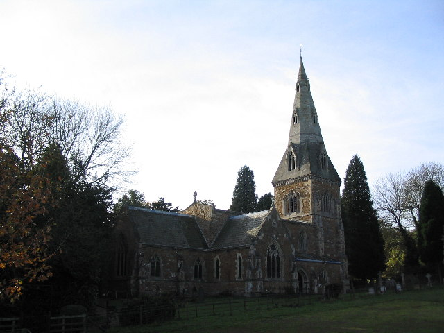Church of St James, Little Dalby