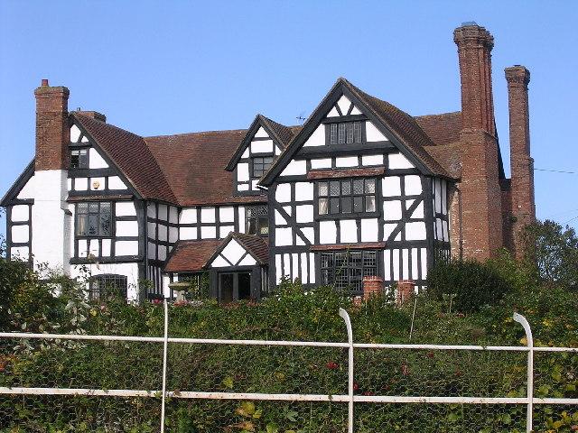Yarhampton farmhouse