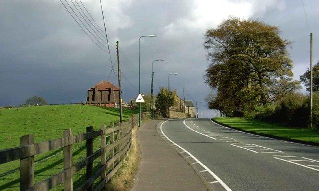 A560 road