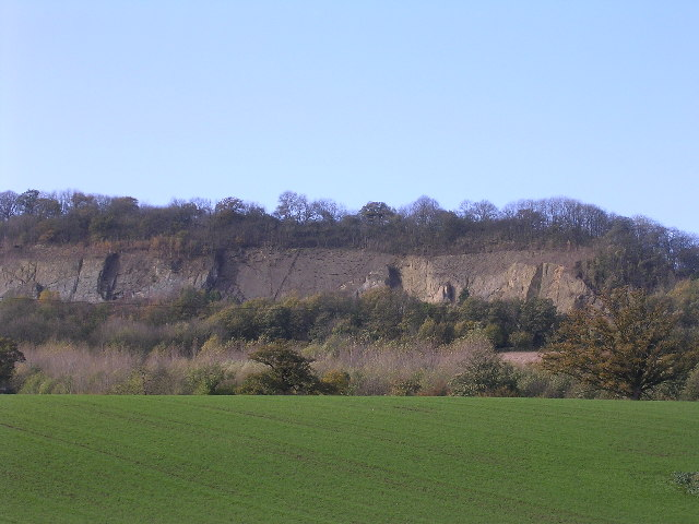 Shavers End Quarry