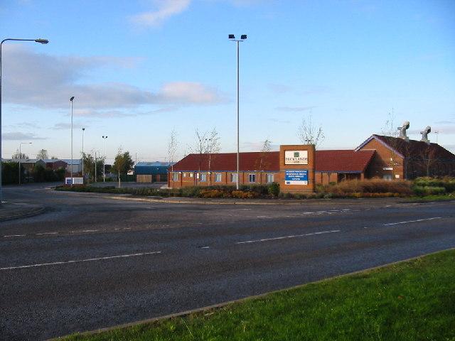 Becklands Park Industrial Estate