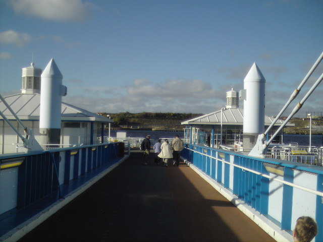 South Shields Ferry Landing
