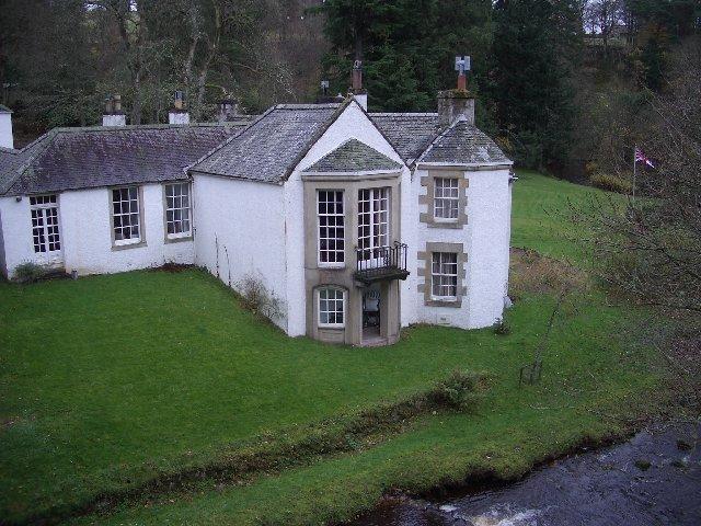 Lynedale House