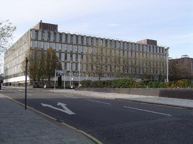 Harrow Civic Centre
