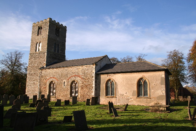 St.Peter's church, Newton on Trent, Lincs.