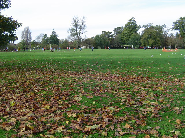 Harrow: Headstone Manor Recreation Ground