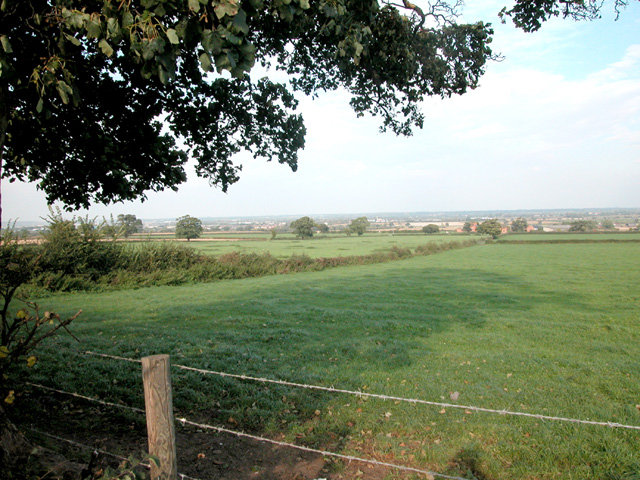 Hawarden farmland