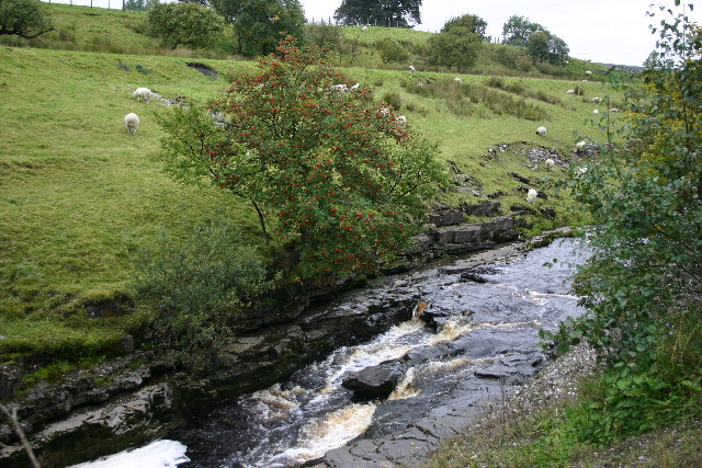 The River Wear near Ireshopeburn