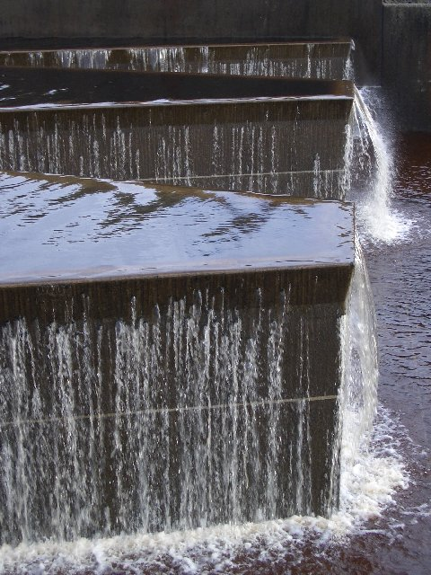 Outflow, Baddinsgill Reservoir