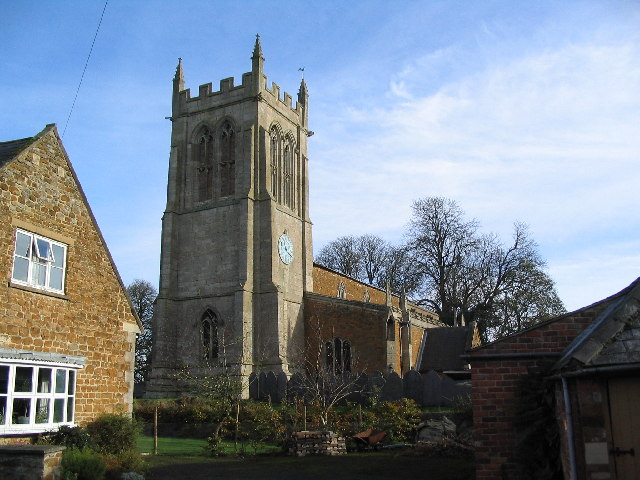 Church of All Saints, Pickwell