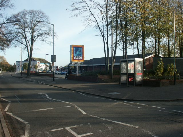 Supermarket, Earlham