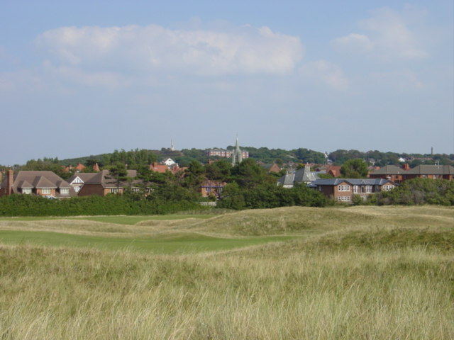 Grange Hill and Royal Liverpool Golf Links