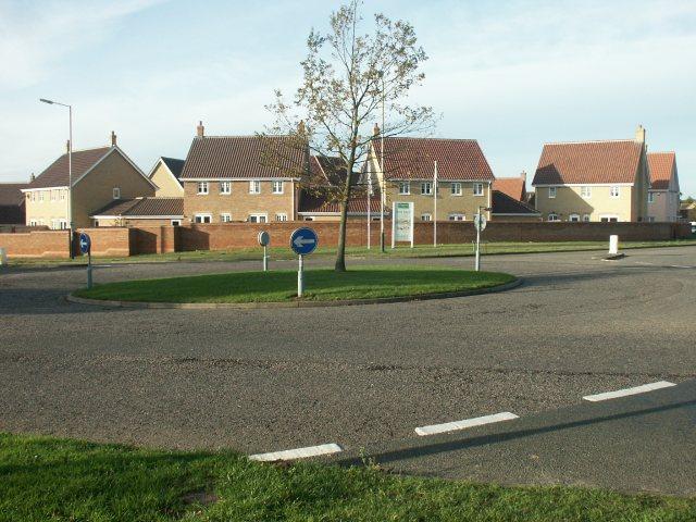 Roundabout, Bowthorpe
