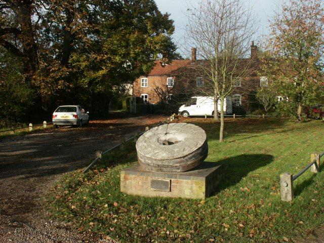 Millstone, Bawburgh