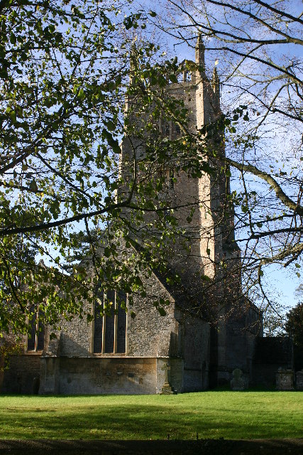 Kempsford Church