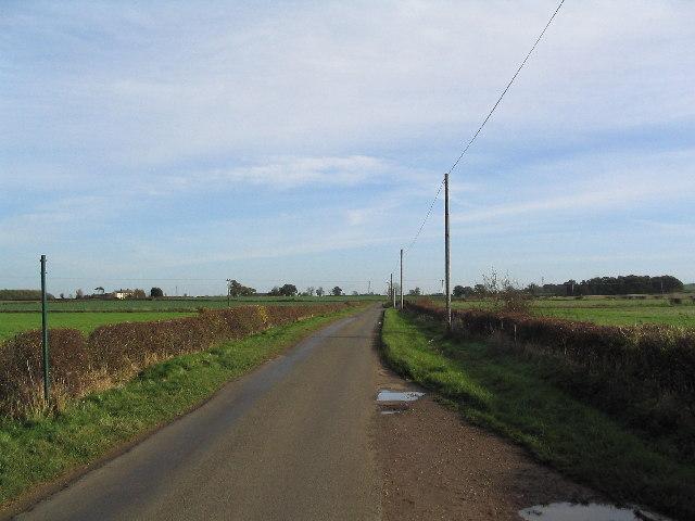 Sawgate Road II