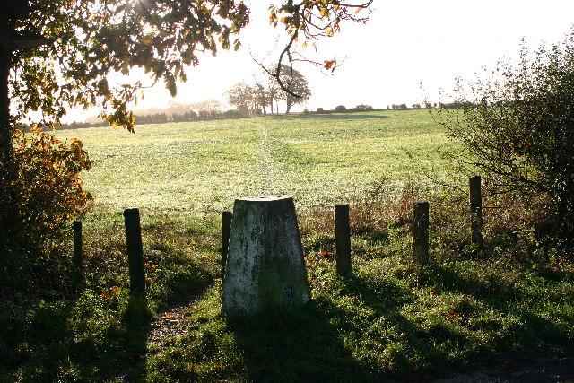 Downs Barn trig
