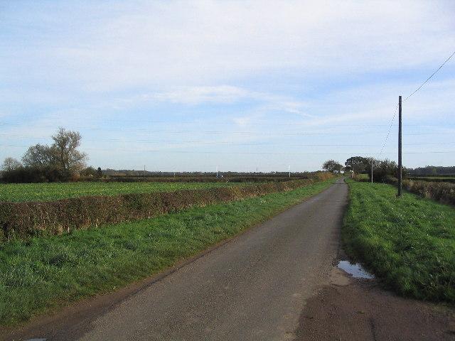 Sawgate Road III