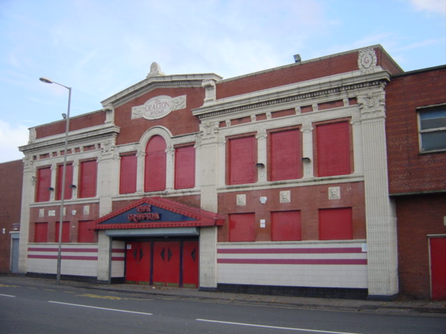 The Grafton Rooms, West Derby Road.