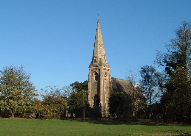 St Paul's Church Heslington