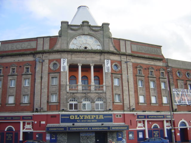 The Liverpool Olympia