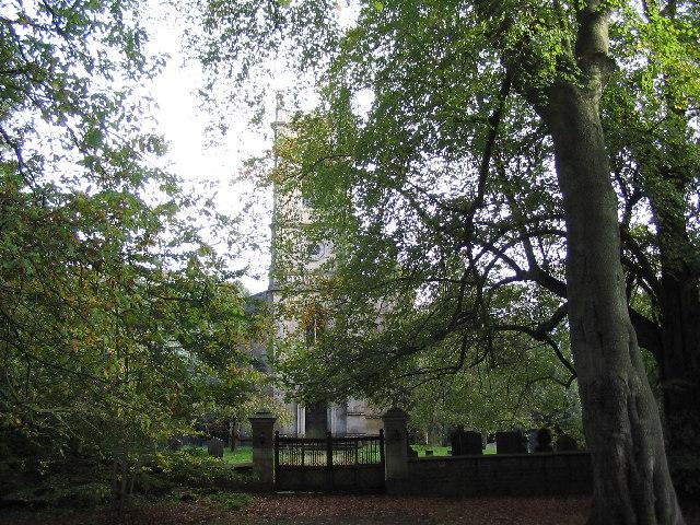 Church of St Mary Magdalene, Stapleford Park
