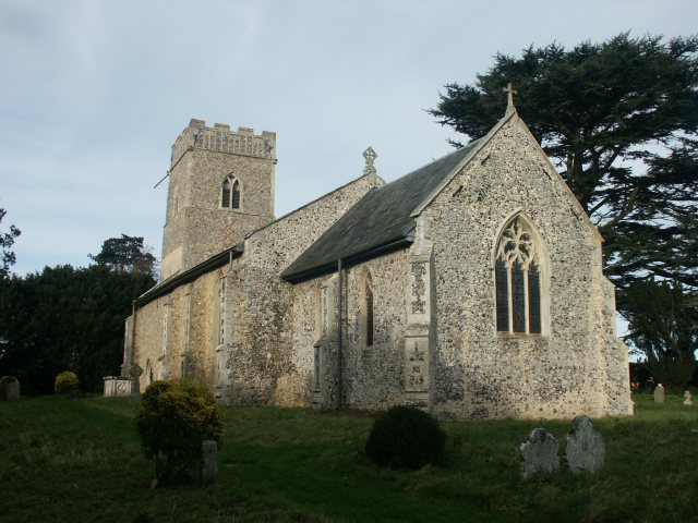 St Andrew's Church, Colton