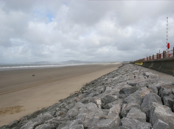 Aberavon beach,Port Talbot,south Wales.
