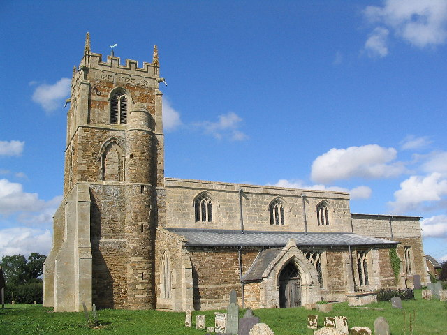 Church of St Michael and All Angels, Edmondthorpe