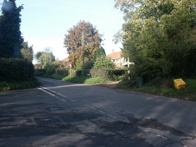Crossroads, Barford