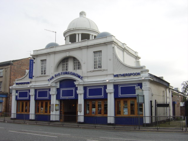 Converted Cinema,  Kensington, Liverpool