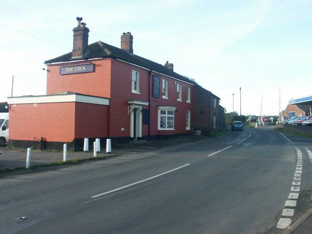 Cock Inn, Barford