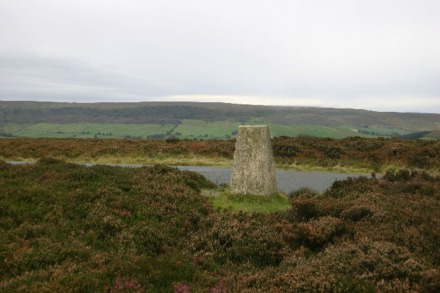 Glasidale Rigg Trig Point