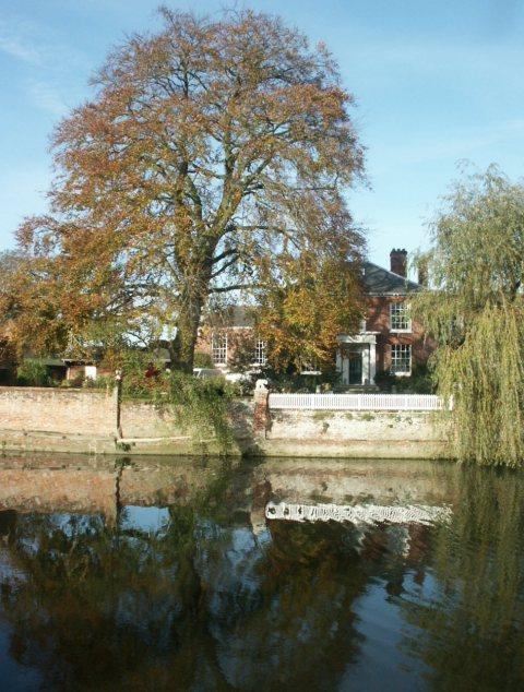 Pond, Wramplingham