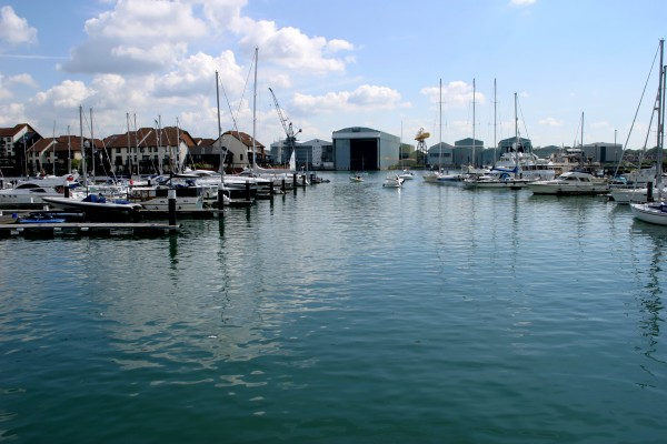 Ocean Village Marina, Southampton